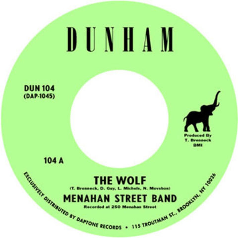 "Menahan Street Band - ""The Wolf / Bushwick Lullaby"""