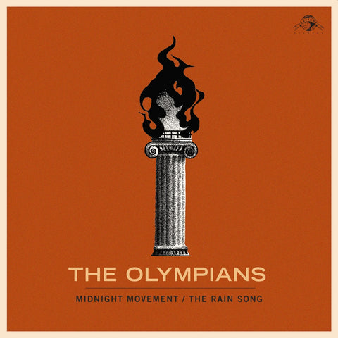 The Olympians - Midnight Movement b/w The Rain Song