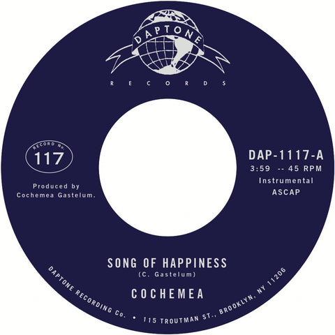Cochemea - Song of Happiness b/w Stranded in Space...