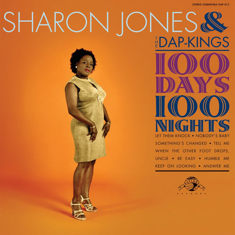 Sharon Jones & The Dap-Kings 100 Days 100 Nights *BACK IN STOCK!*