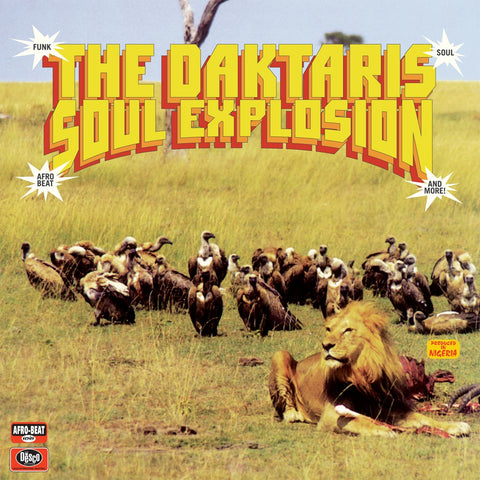 The Daktaris - Soul Explosion (Remastered)