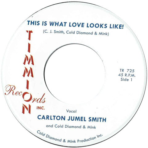 Carlton Jumel Smith - This is What Love Looks Like! / Instrumental