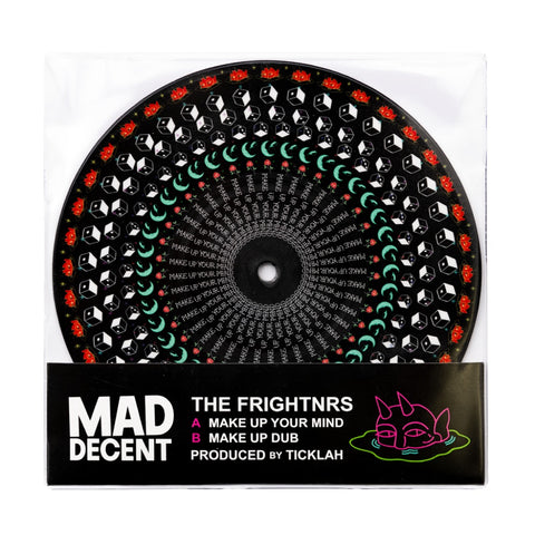 The Frightnrs - Make Up Your Mind / Make Up Dub