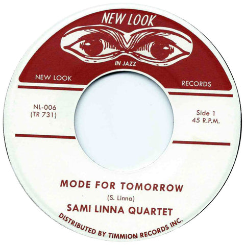 Sami Linna Quartet - Mode For Tomorrow / Umoya