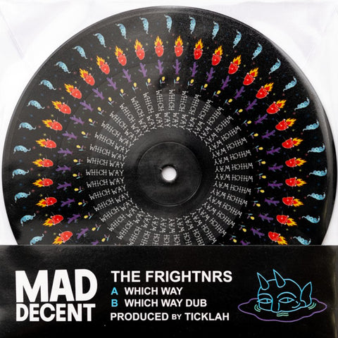 The Frightnrs - Which Way / Which Dub (SOLD OUT)
