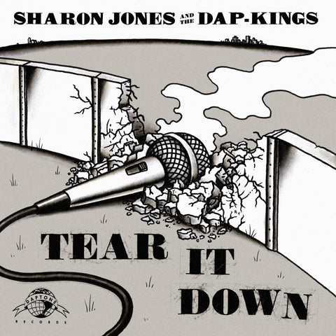 "Sharon Jones & the Dap-Kings ""Tear It Down"""