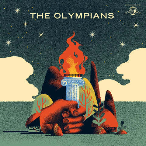 PRE-ORDER: The Olympians - daptonerecords