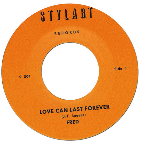 "Timmion Records: Fred ""Love Can Last Forever"""