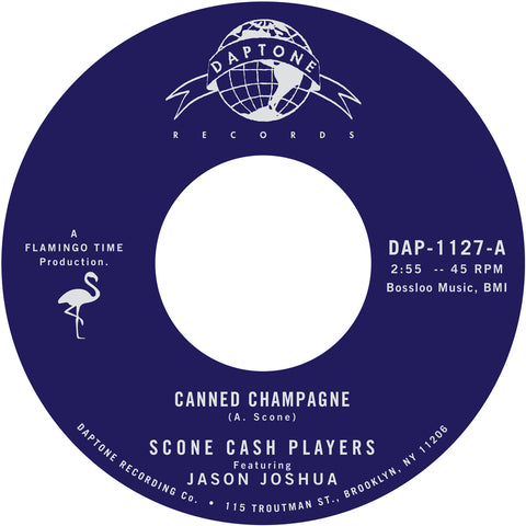 Scone Cash Players - Canned Champagne / Inst.