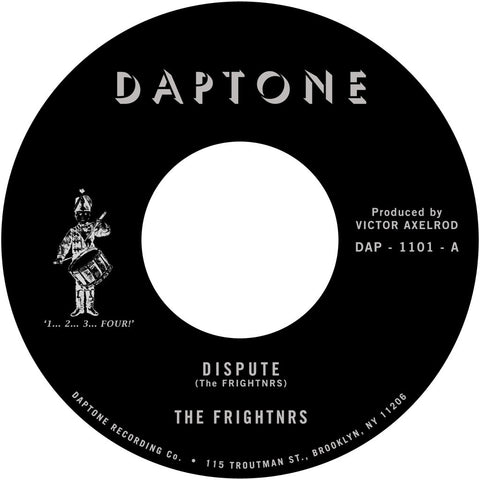 The Frightnrs - Dispute b/w Version *BACK IN STOCK*