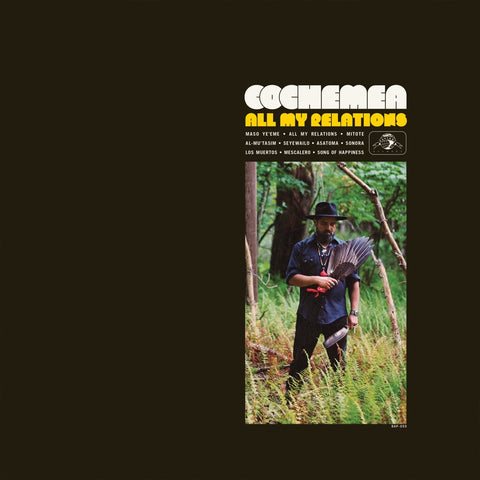 PRE-ORDER: Cochemea - All My Relations