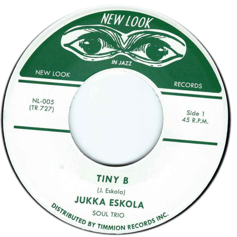 Jukka Eskola Soul Trio - Tiny B / Stick Of A Branch