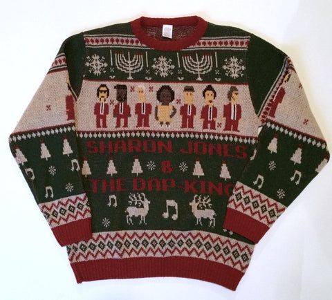 Sharon Jones & the Dap-Kings Knit Sweater (Green) - daptonerecords - 3