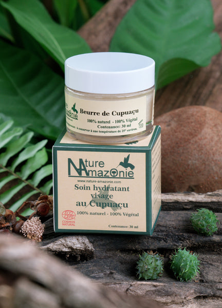 Soin hydratant visage By Nature Amazonie