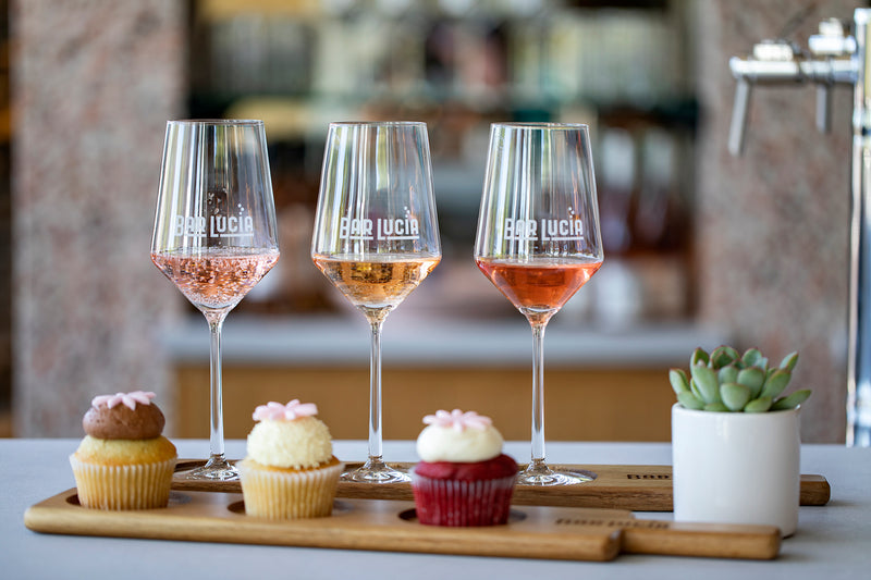 LAST DAY TO ORDER NOV 11th local delivery only:      November 14th 4-5pm  PST, 7pm-8pm EST: Bar Lucia's Virtual Women Wine and Baking Party  featuring Chef Kara Haspel Lind:  Zoom Party