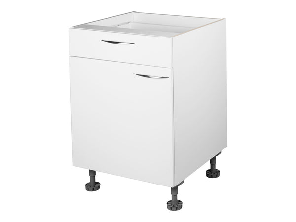 1 Door, 1 Drawer Base Cabinet