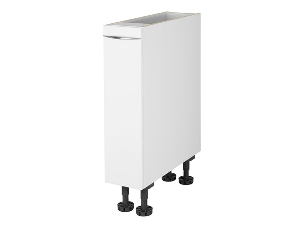 1 Door Base Cabinet with Slide-Out Rack