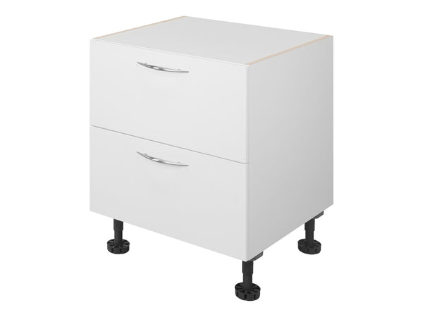 2 Drawer Base Cabinet