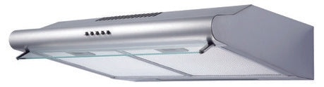 Eurotech 600mm Slimline Stainless Steel Rangehood