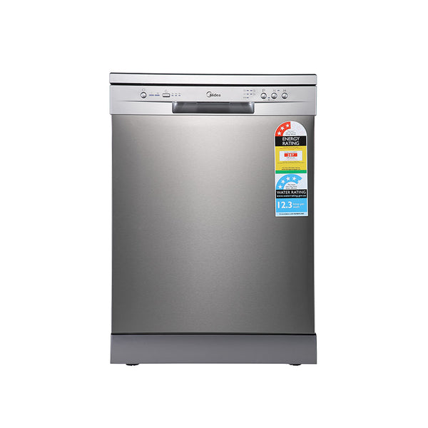 Midea 14 place setting 600mm stainless steel dishwasher