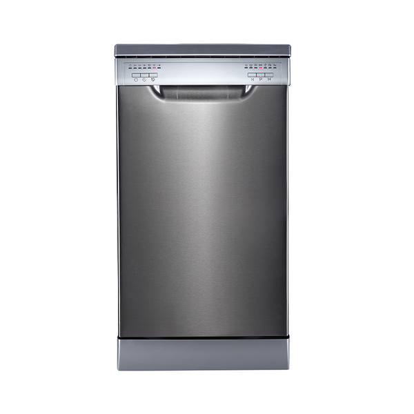 Midea 9 place setting 450mm stainless steel dishwasher