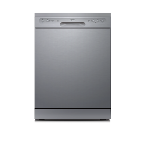 Midea 12 place setting 600mm stainless steel dishwasher