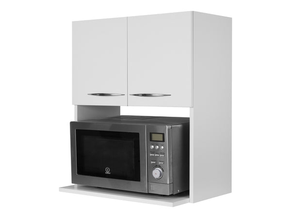 Microwave Wall Cabinet   No Back