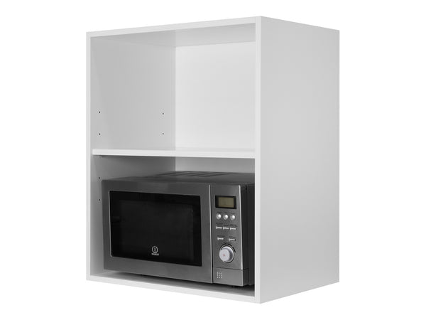 Open Microwave Wall Cabinet