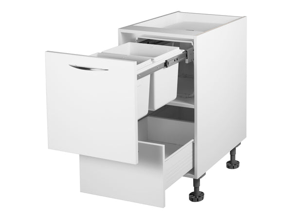 Pull-Out Rubbish Bin Cabinet   Cabjaks