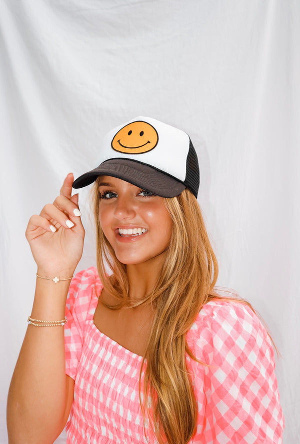 Keep Smilin' Hat