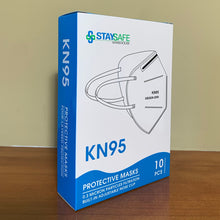 Load image into Gallery viewer, KN95 Safety Mask (5,000-Pack / $2.47 each)