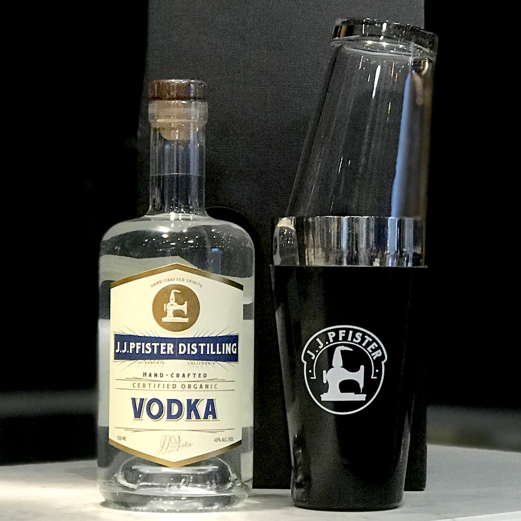 The Vodka Cocktail