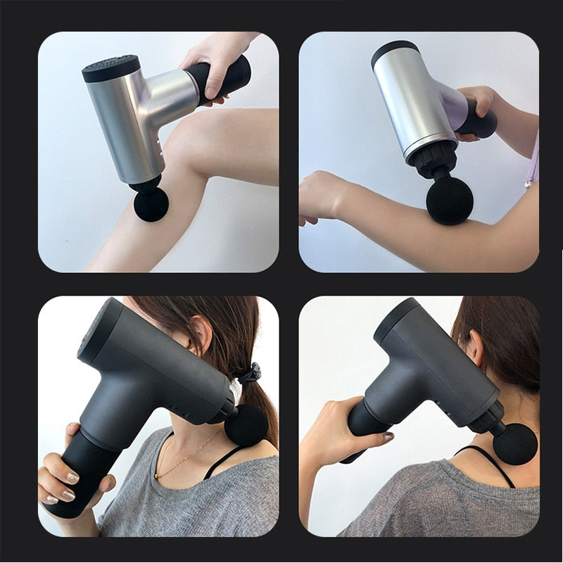 Handheld Deep Tissue Pain Relief Massager