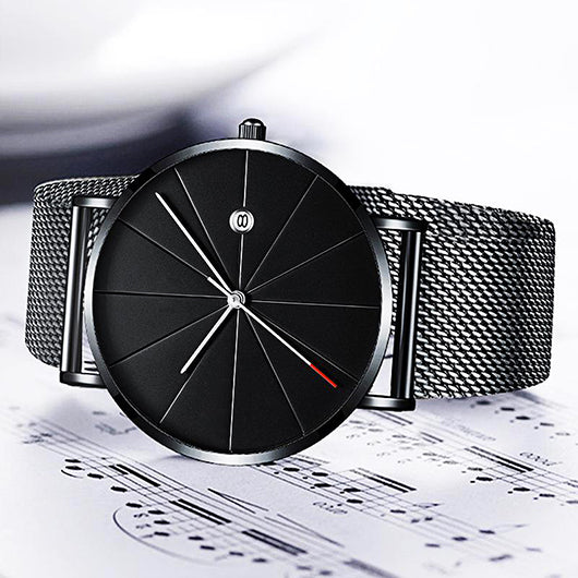 Modern Minimalist Watch Photo 1