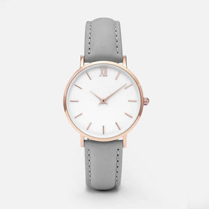 Fine Minimalist Watch (Grey)