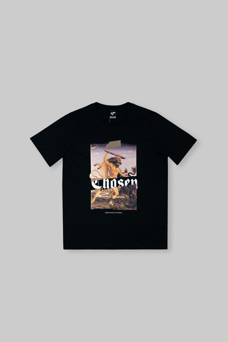 12 Labors Lernaean Hydra Tee Black