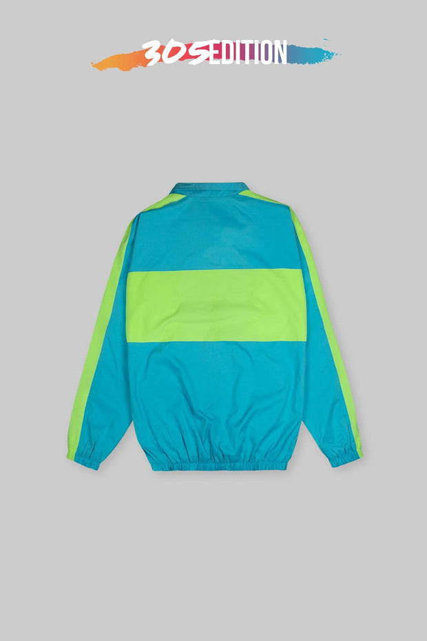 305 Edition - CAPO Panelled Shell Jacket Vice City