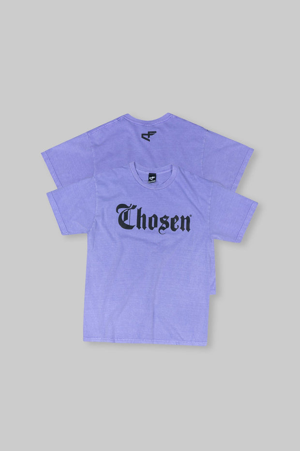 CHOSEN L.A. Tee Purple