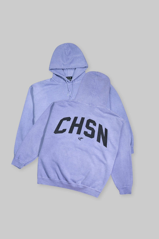 CHSN Oversized Hoodie Lakers Purple