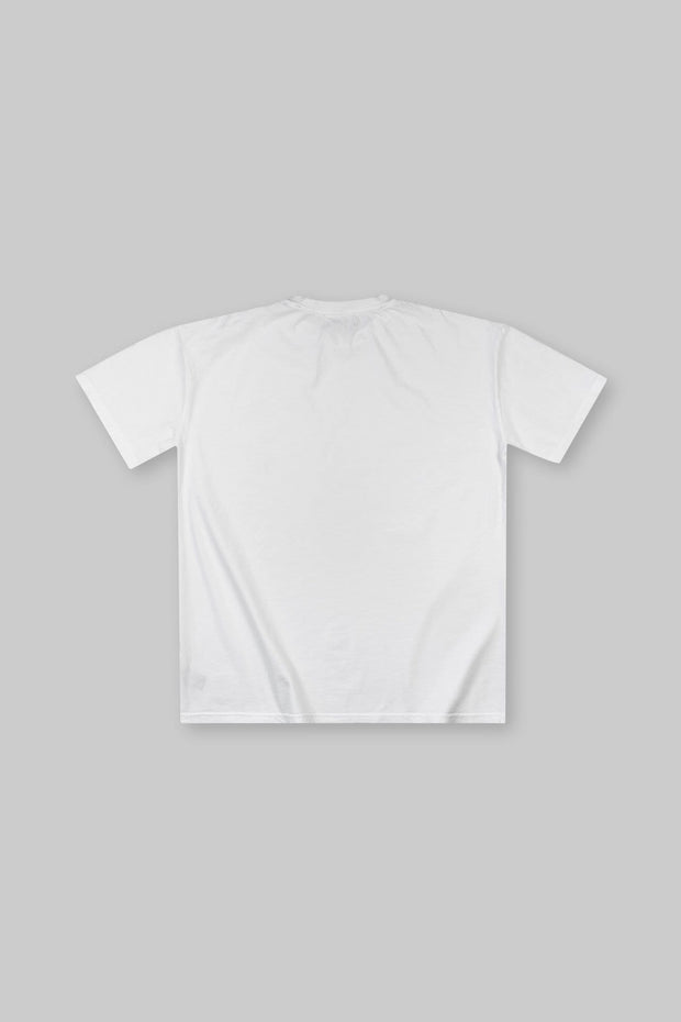 Core Gym Tee White