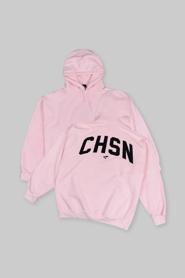 CHSN Oversized Hoodie Cotton Candy