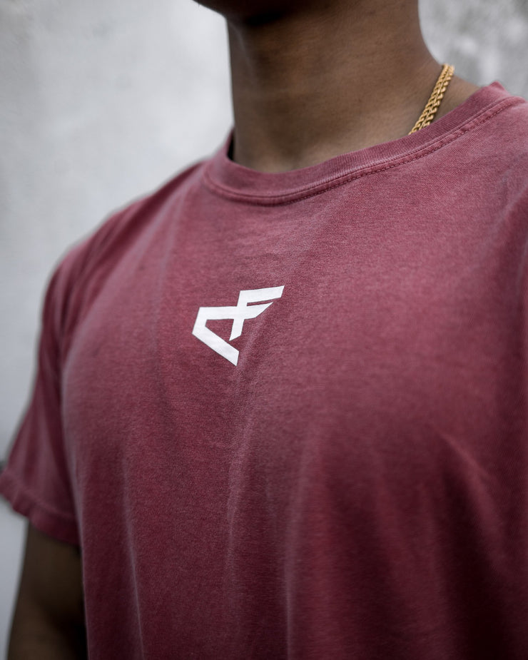 Retro 'OG' Gym Tee Red