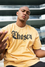 CHOSEN L.A. Tee Yellow