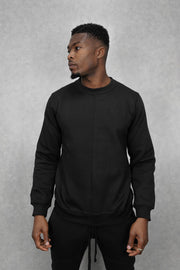 Essential Crewneck Black