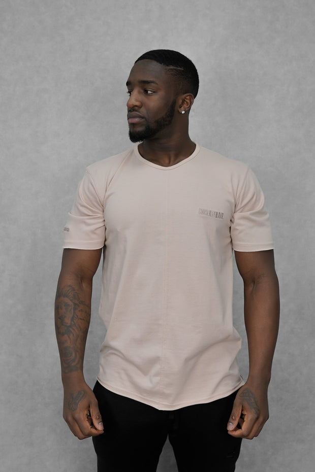Essential T-Shirt Nude