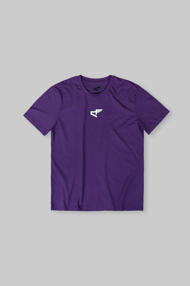 Logo Tee Purple