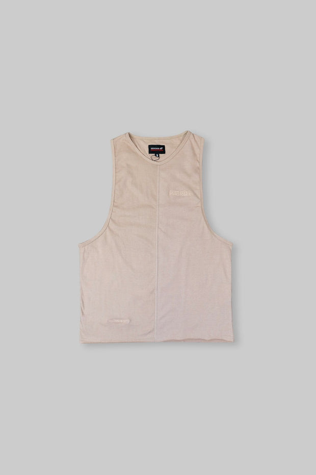 Essential Sleeveless-T Nude