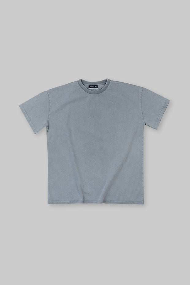 Retro Gym Tee Grey