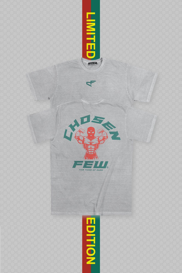 "Retro 'G' Gym Tee Limited ""GG"" Edition"