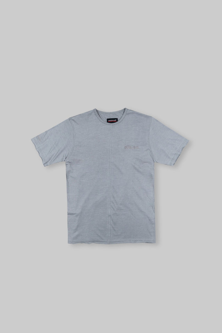 Essential T-Shirt Silver